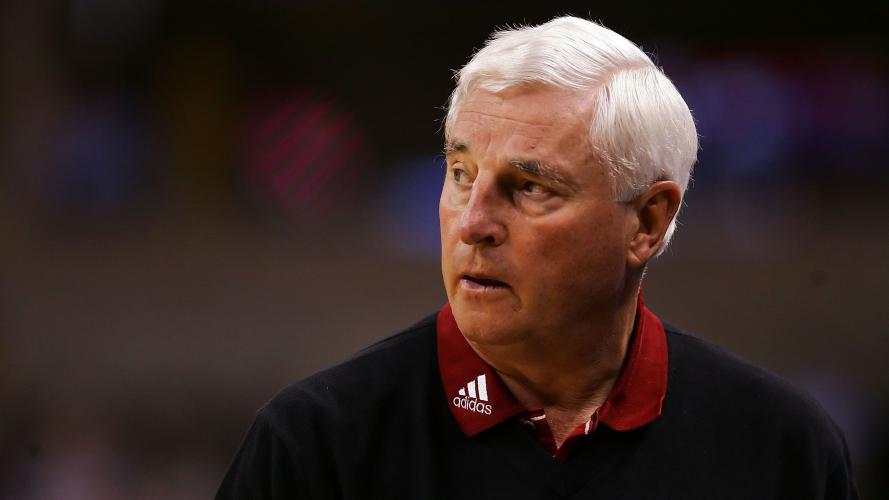 coach knight Snook got an early lesson in management style face-to-face with bobby knight.