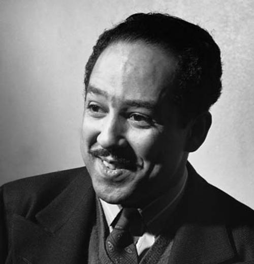 a biography of langston hughes a poet