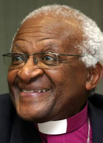 a biography of bishop desmond tutu