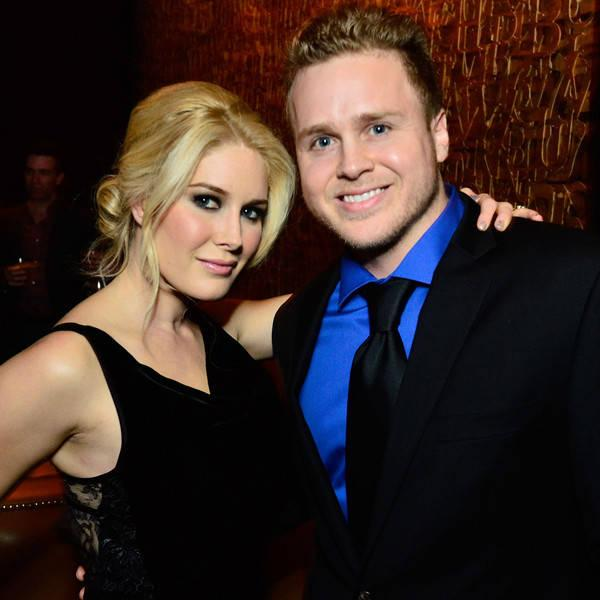 Heidi Montag Is Pregnant, Expecting First Child With Spencer Pratt