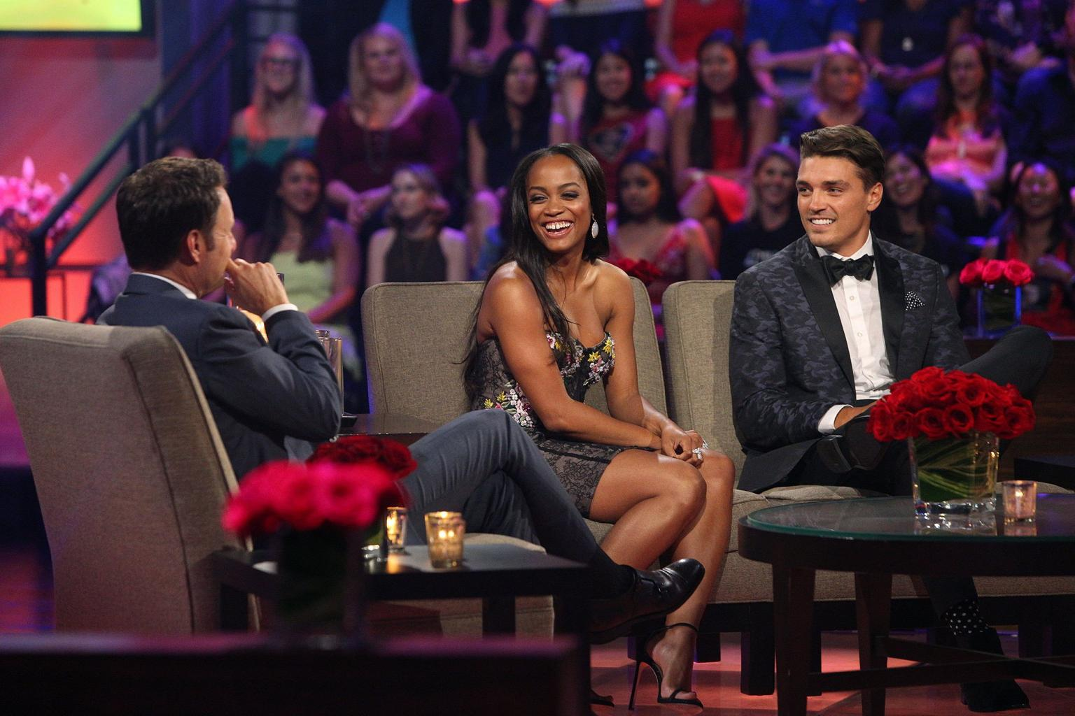 The Bachelorette's Rachel Lindsay: Why Men Tell All Had Me Terrified and Stress-Eating