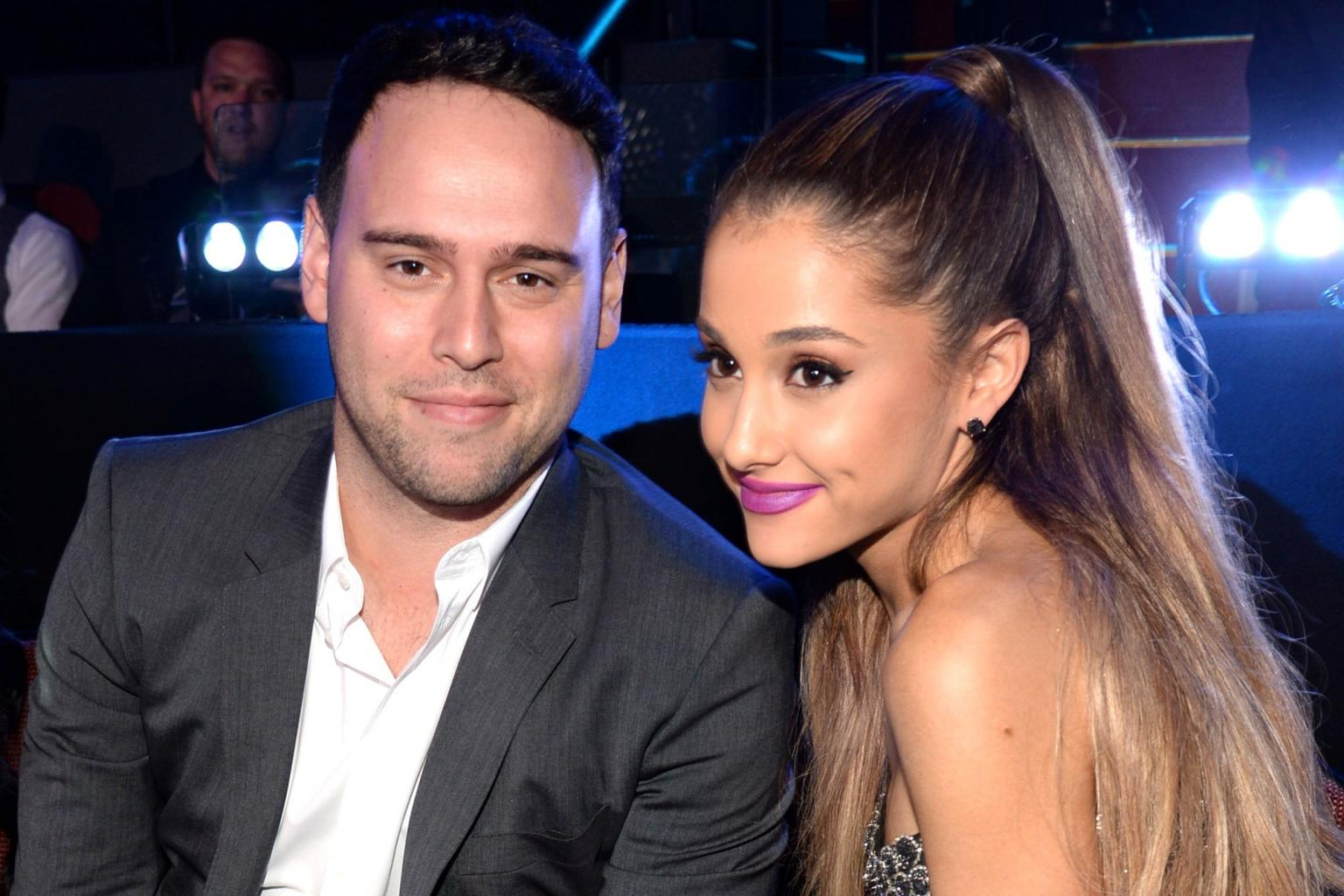 Scooter Braun Delivers Message from Terrorism Victim at Manchester Concert:    Love Spreads