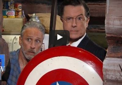 Only Jon Stewart Can Make Sense of the Trump Candidacy