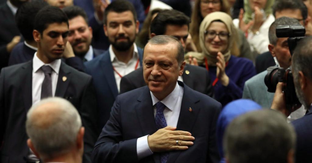 Erdoğan: 'Germany is committing suicide'