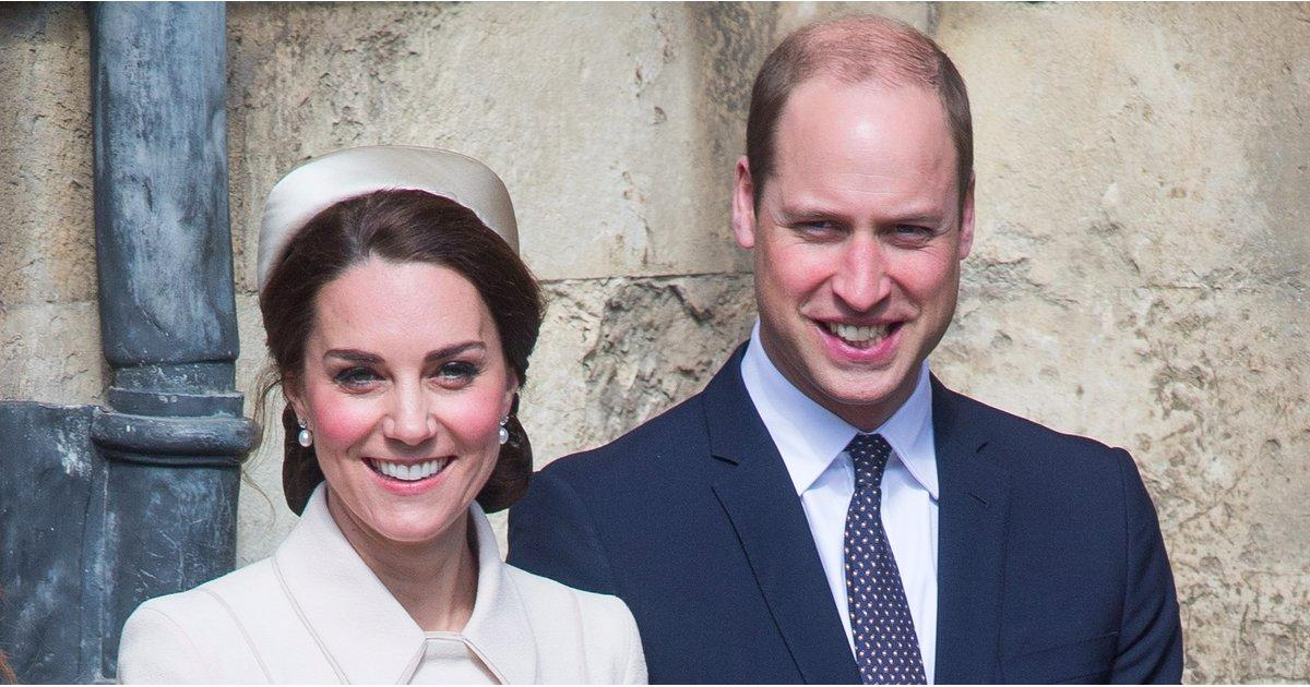 Kate Middleton Curtsies to the Queen During Easter Service With Prince William