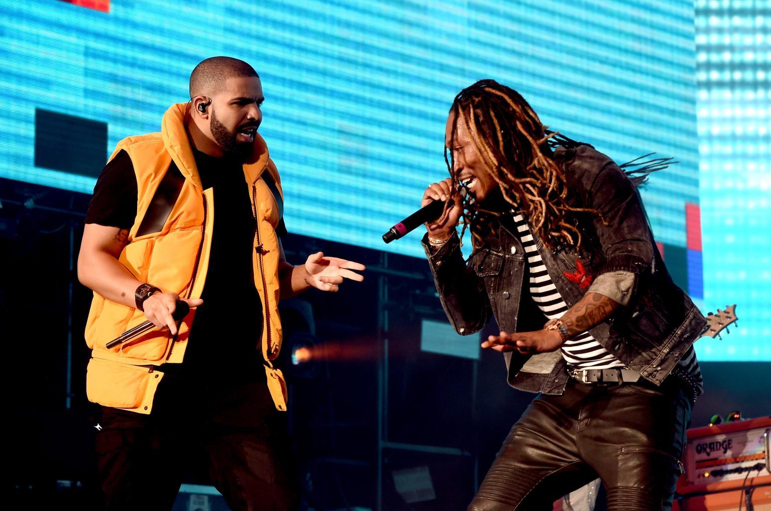 Drake Joins Future For Surprise Coachella Performance