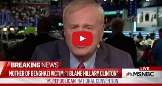 Chris Matthews: GOP 'ruined' evening by having 'that woman' speak on Benghazi