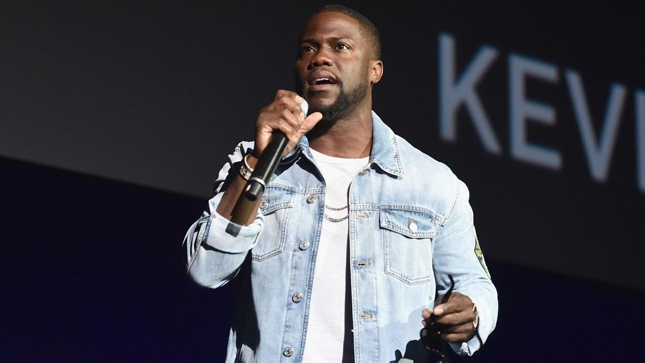 Kevin Hart Sends a Message to His Haters: 'Without You, There Is No Us'