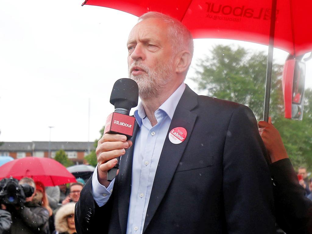Jeremy Corbyn: me, unpatriotic? That's complete nonsense