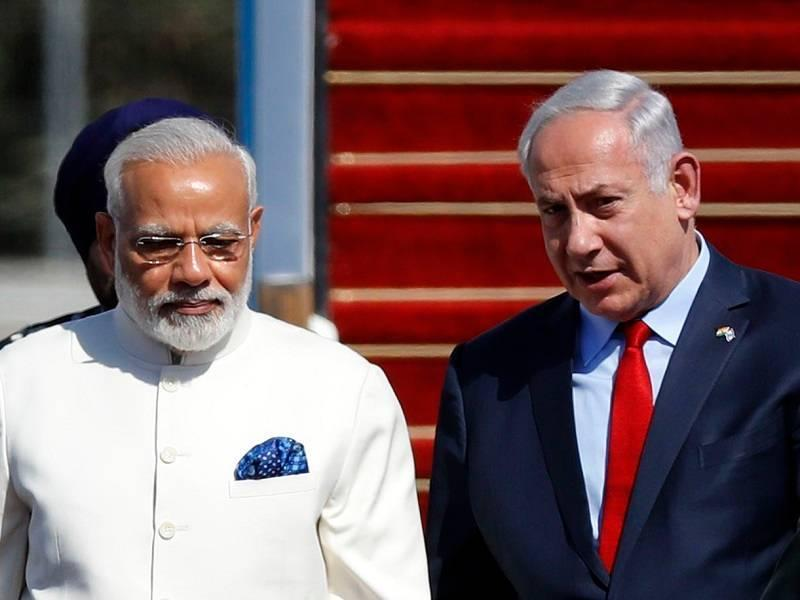'Aapka swagat hai mere dost': Netanyahu welcomes PM Modi on 'groundbreaking' Israel visit