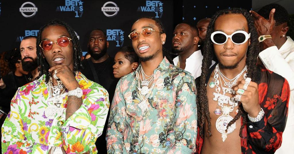 Migos clash with rapper Joe Budden during BET Awards pre-show