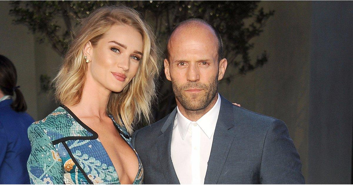 Rosie Huntington-Whiteley and Jason Statham Welcome a Baby Boy!