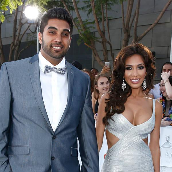Tension Between Teen Mom Og's Farrah Abraham and Ex Simon Is at an All-Time High When She Brings Up the Engagement Ring Fiasco