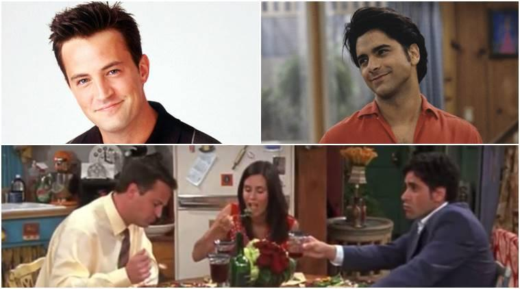 Happy birthday Matthew Perry and John Stamos: Remember the time when they both shared the screen?
