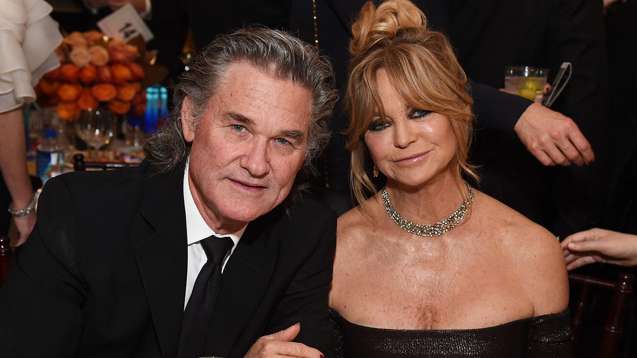 Kurt Russell Reveals the Hungover Pick-Up Line He Used on Goldie Hawn