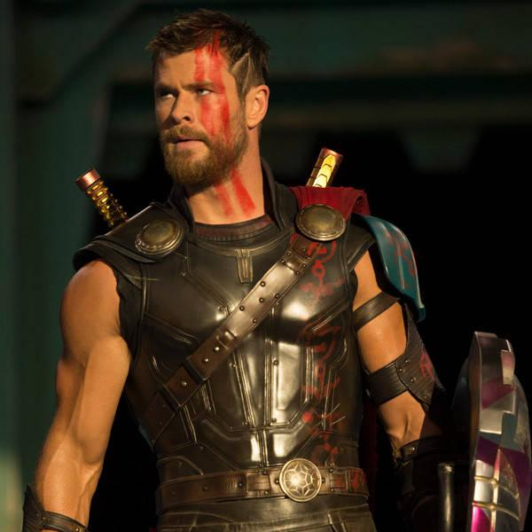 Chris Hemsworth Jokes His Muscles Are the Result of Special Effects: