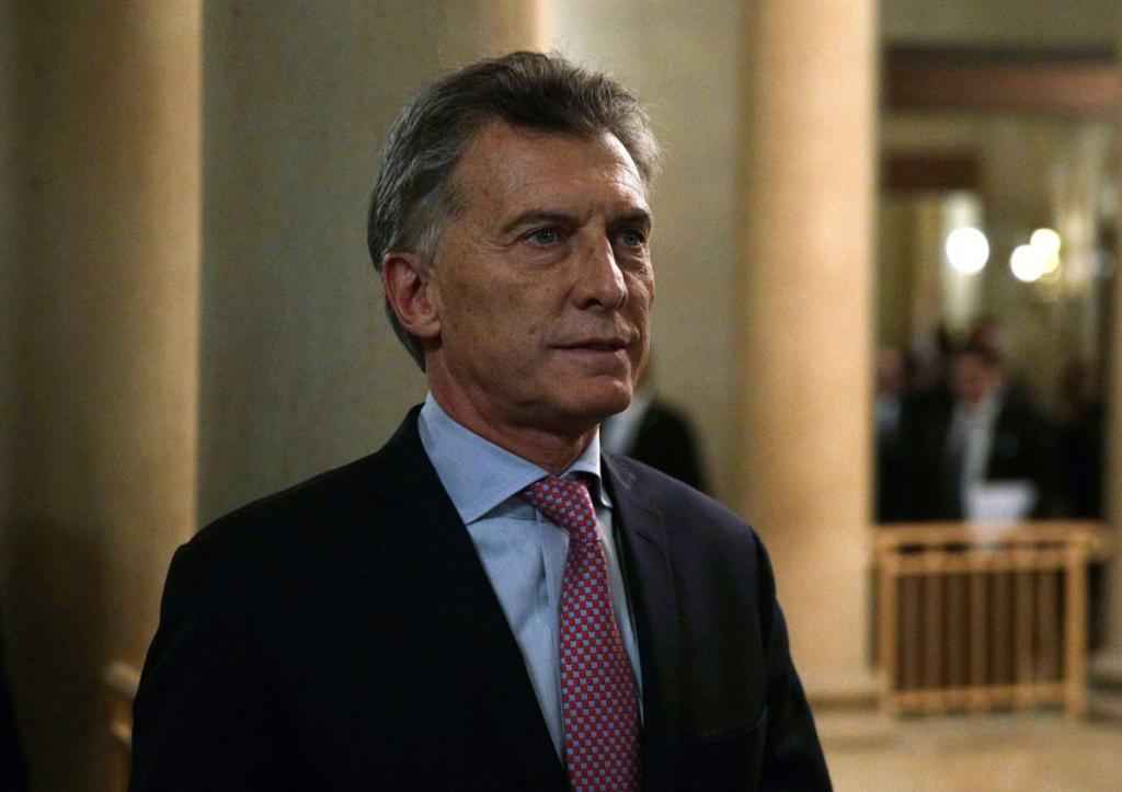 Opinion | Mauricio Macri Should Be Getting Nervous