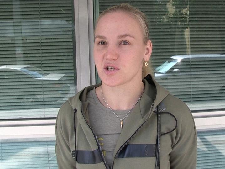 Valentina Shevchenko: Ronda Rousey Can Get Some After I Crush Amanda Nunes