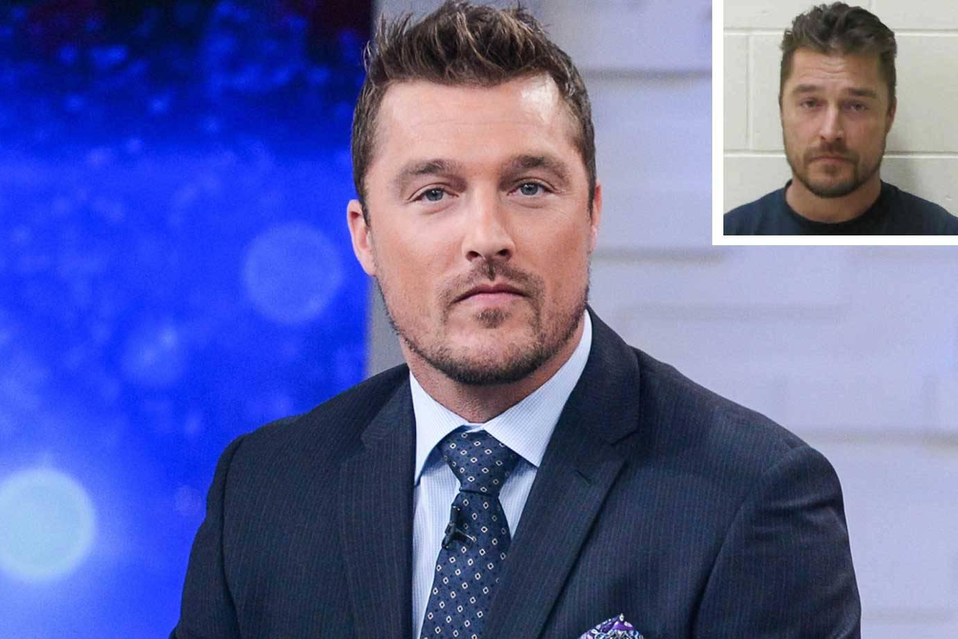 Chris Soules Poses Makes First Public Appearance After Pleading Not Guilty Following Fatal Car Crash