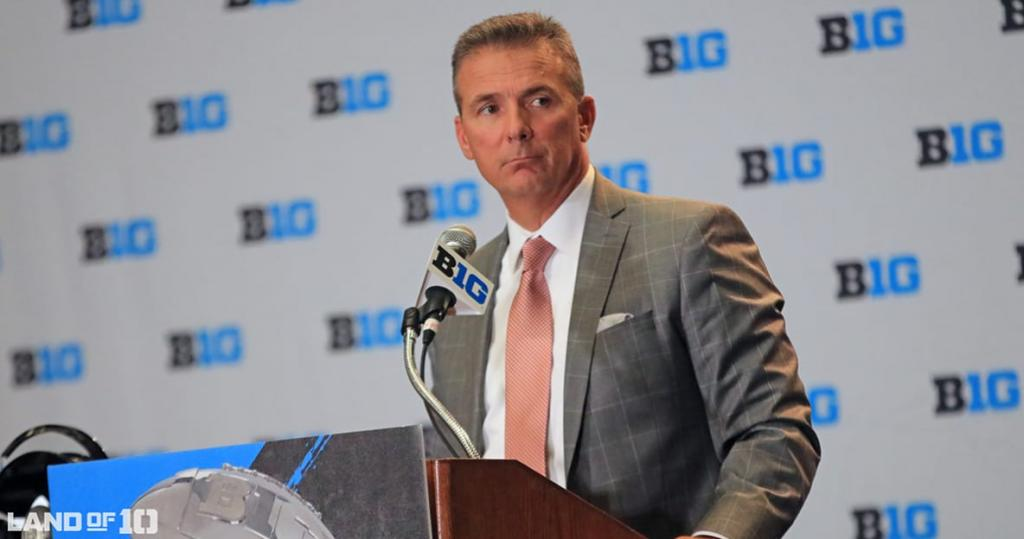 Ohio State's Urban Meyer on Big Ten/SEC: 'I don't think there's a gap at all'