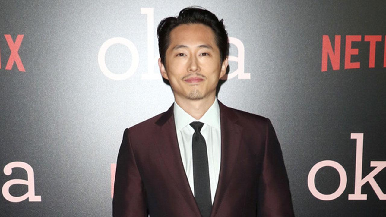Exclusive: 'Walking Dead' Star Steven Yeun Says He Still Watches the Show: 'I Want to See My Friends'