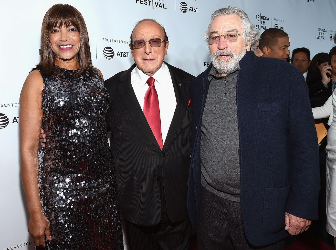 Robert De Niro Feels Good Selecting Clive Davis' Documentary to Kickoff Tribeca Film Festival: 'This is The Way It Should Be'