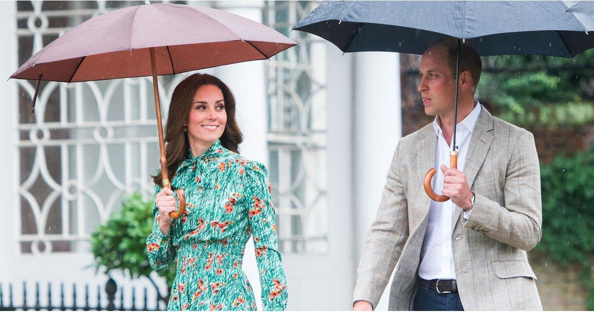 Prince William Says Kate Middleton's Third Pregnancy Is