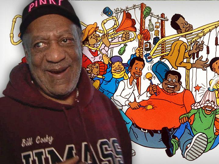 Bill Cosby Filed for New Fat Albert and 'Hey Hey Hey' Trademarks Before Sexual Assault Trial