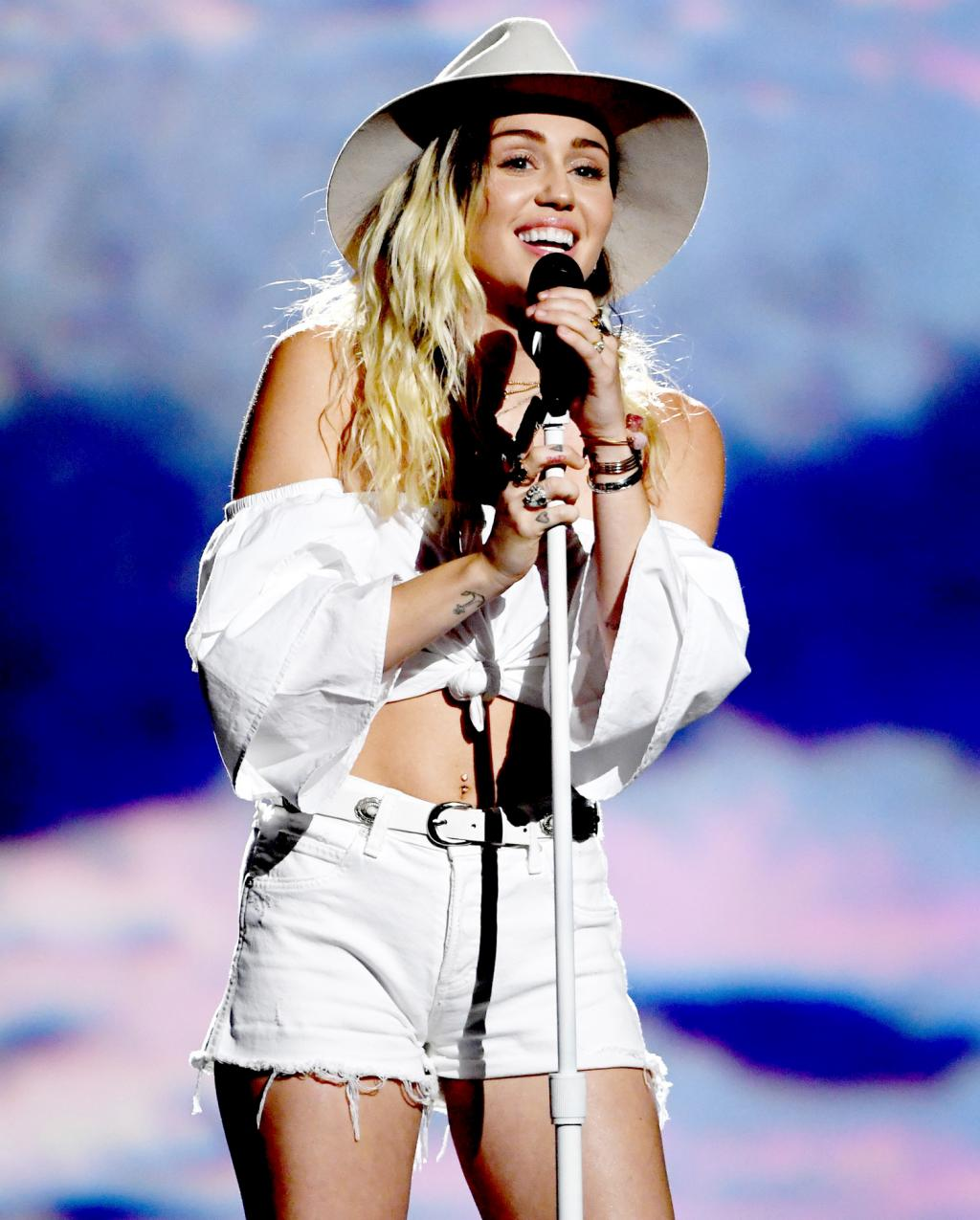 Miley Cyrus Says 'Wrecking Ball' 'Doesn't Reflect' Who She Is Now, But She's 'Grateful Every Day' for the Song
