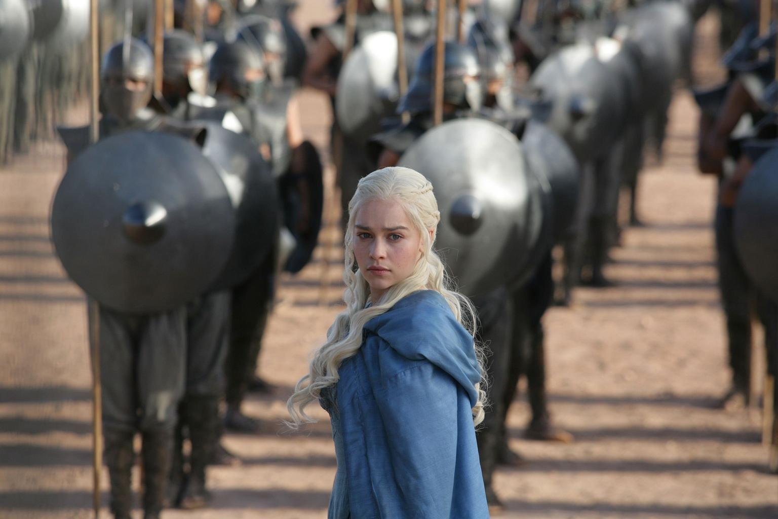 Game of Thrones Star Emilia Clarke Says Sexism in Hollywood Is Like 'Dealing with Racism'
