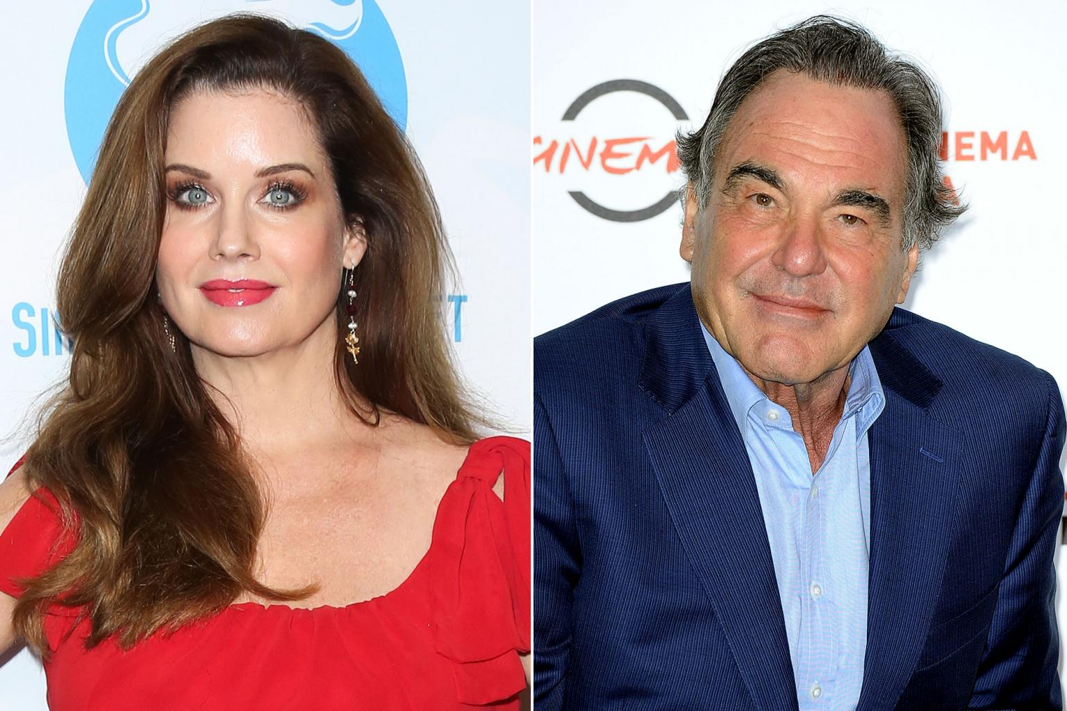 Ex Playboy Model Accuses Oliver Stone of Grabbing Her Breast After He Defended Harvey Weinstein: 'Two of a Kind!'