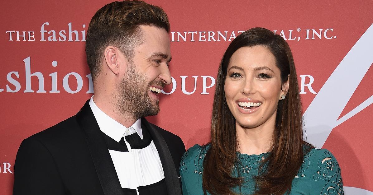 44 Photos of Justin Timberlake and Jessica Biel's Love Throu