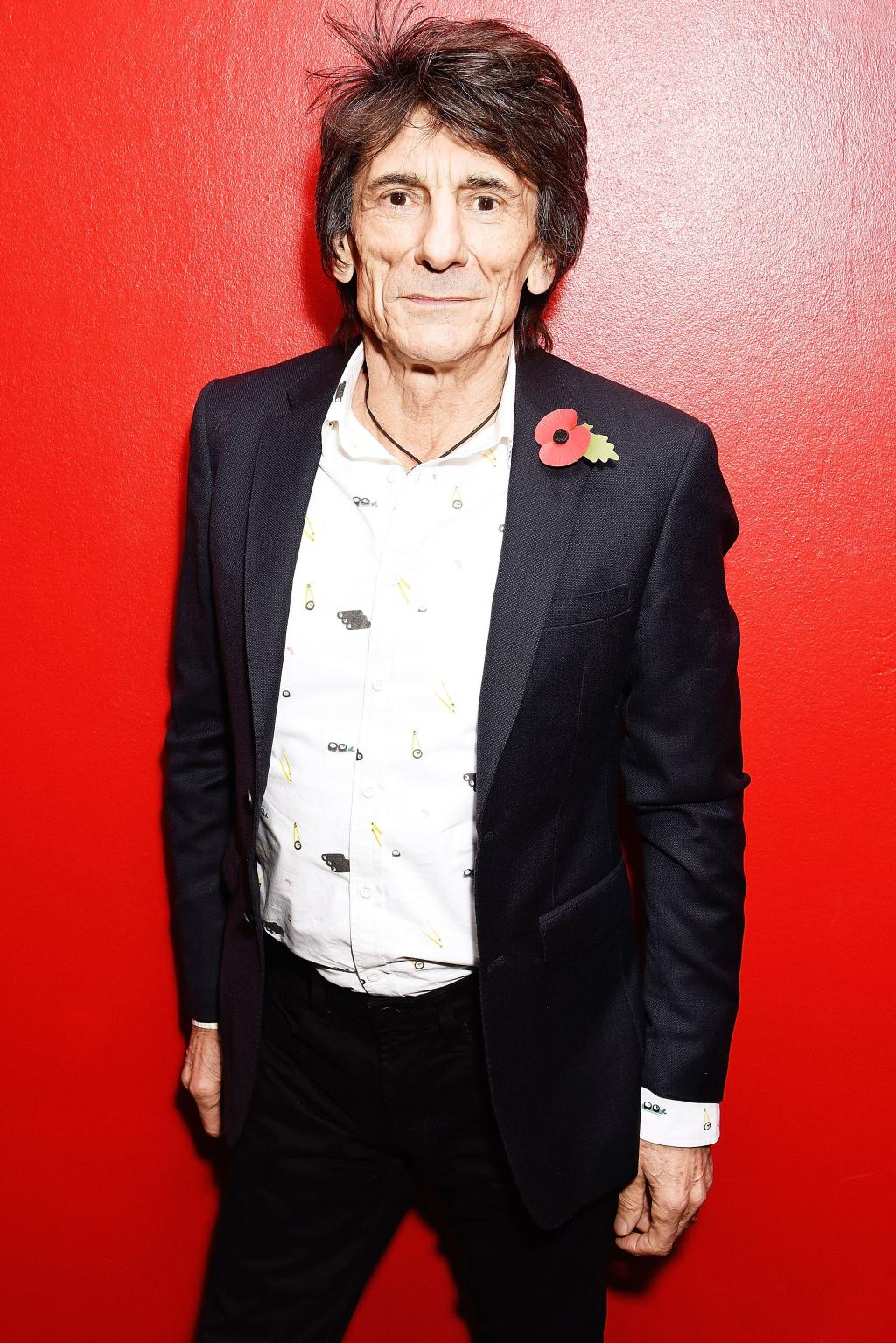 The Rolling Stones' Ronnie Wood Reveals He Had a 'Touch' of Lung Cancer: 'It Could Have Been Curtains'