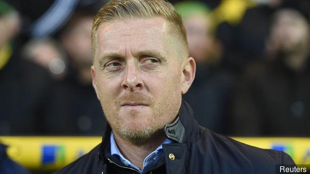 Leeds fans not happy Garry Monk has become Middlesbrough boss