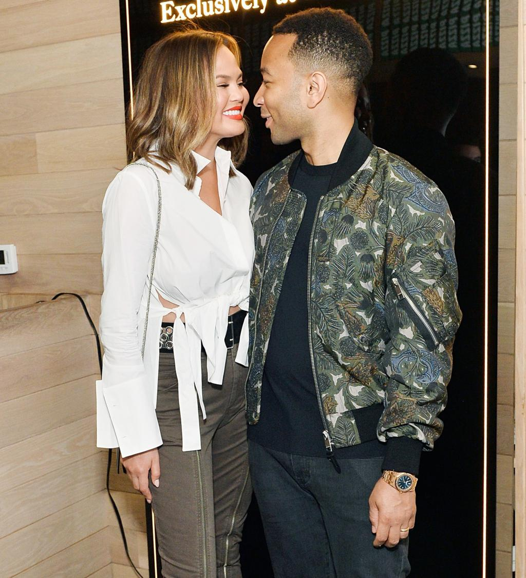 Chrissy Teigen on That Time John Legend Tried to Break Up with Her: 'He Was Being a Whiny Face'