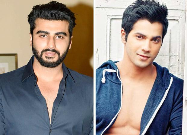 SCOOP: Is Arjun Kapoor upset with Varun Dhawan? - Bollywood Hungama