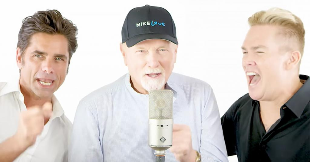 Watch Mike Love, John Stamos, Mark McGrath's New Video