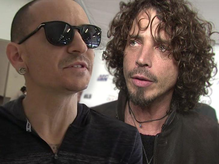 Chester Bennington Could Get Open Plot Beside Chris Cornell at Hollywood Forever Cemetery