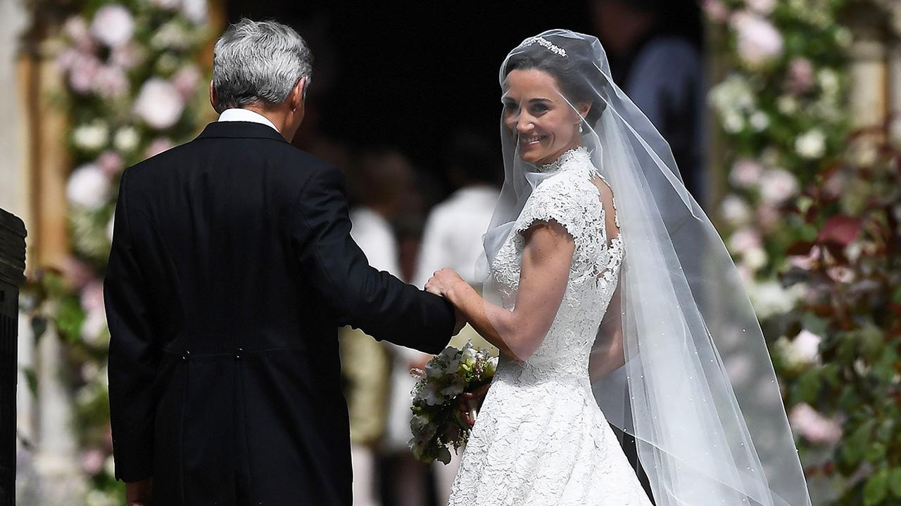 Exclusive: All the Details on Pippa Middleton and James Matthews' Wedding Reception