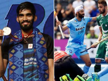 Virat Kohli and Co lost Champions Trophy final, but Kidambi Srikanth, hockey team did Indian sports proud