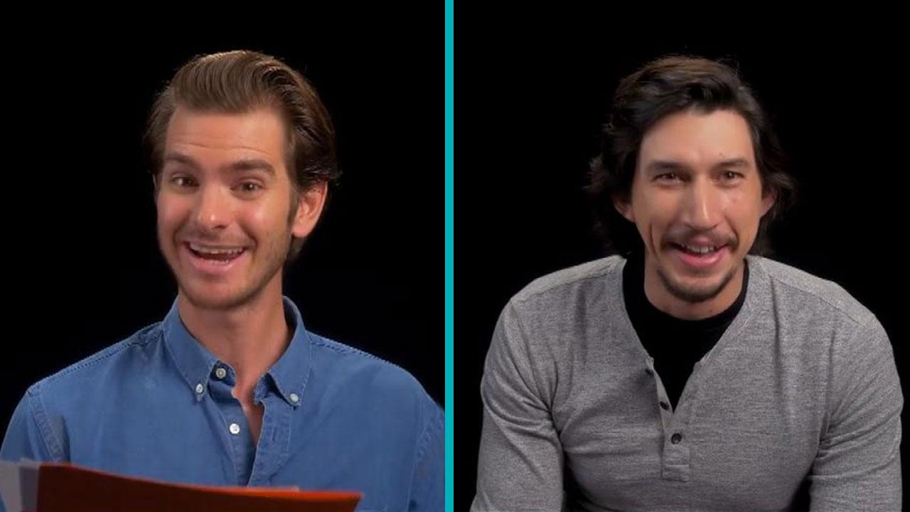 Adam Driver, Andrew Garfield and More Recite the Iconic 'R.S.V.P.' Speech From 'Clueless' -- Watch!