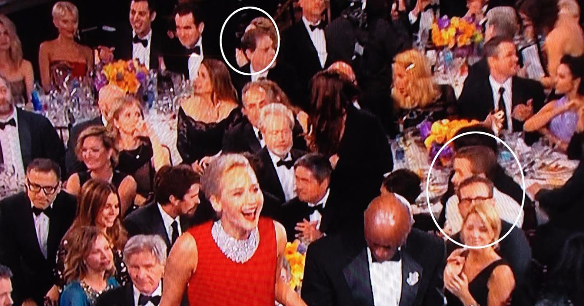 Alert: Ryan Gosling and Rachel McAdams Were at the Same Plac