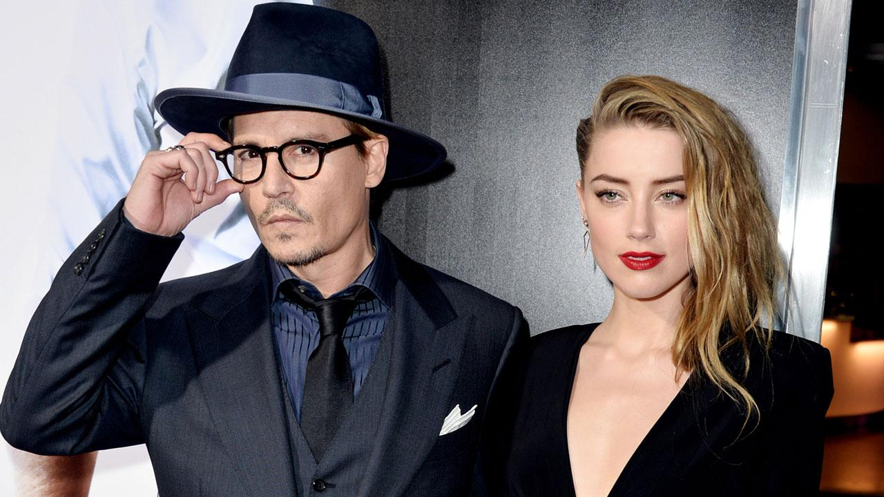 Amber Heard and Johnny Depp in the 'Process of Finalizing' Divorce Settlement