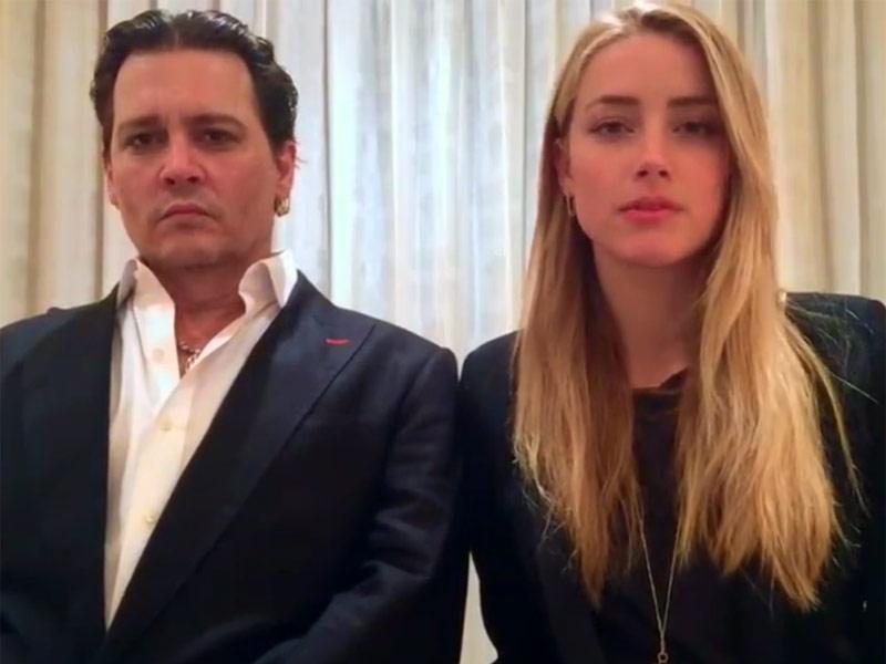 Amber Heard Pleads Guilty in Dog-Smuggling Case and Releases