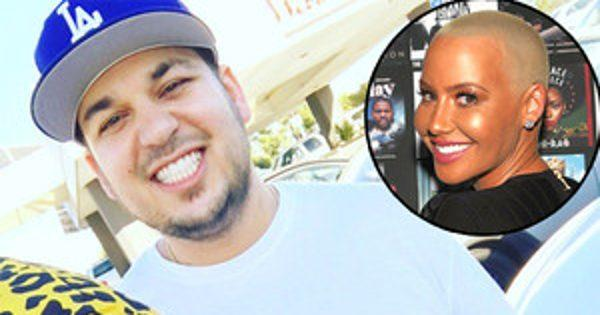 Amber Rose Gushes Over Rob Kardashian and Blac Chyna's ''Che