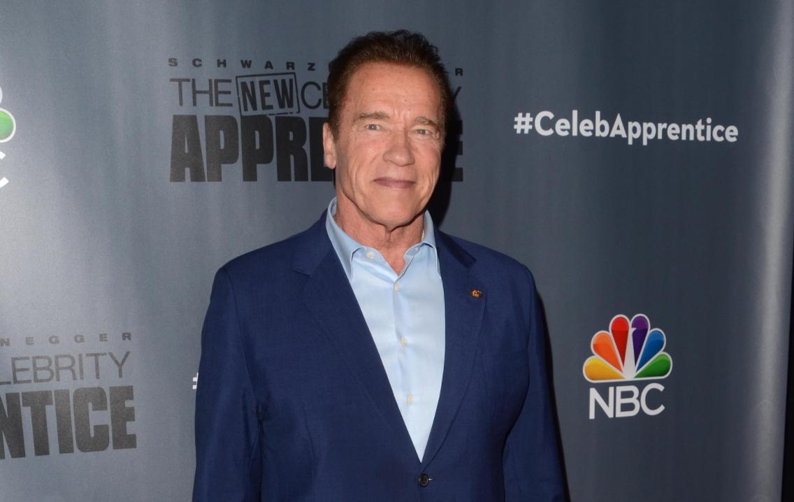 Arnold Schwarzenegger:    When I look In The Mirror, I Throw Up