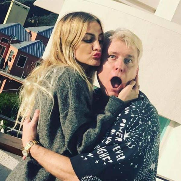 Ashlee Simpson Shares Sweet Birthday Message to Dad Joe Simpson as He Continues Cancer Battle