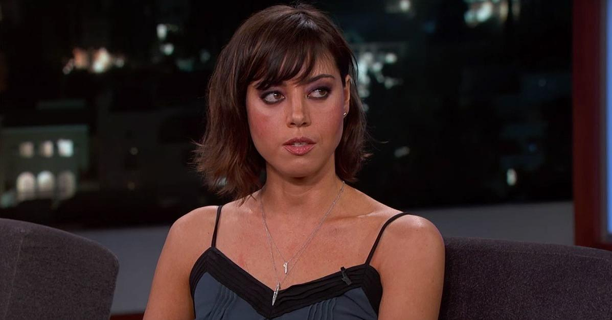 Aubrey Plaza Recalls the Time She Tried - and Failed - to Su