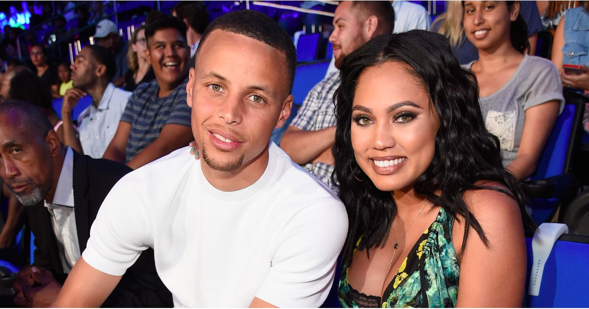 Ayesha and Stephen Curry Keep the Sweet Appearances Coming at the Kids' Choice Sports Awards