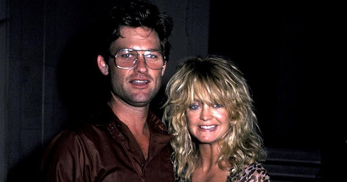 Bask in the Glory That Is Goldie Hawn and Kurt Russell's Rel